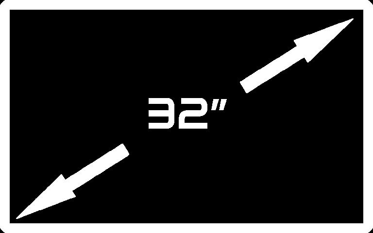 32inch
