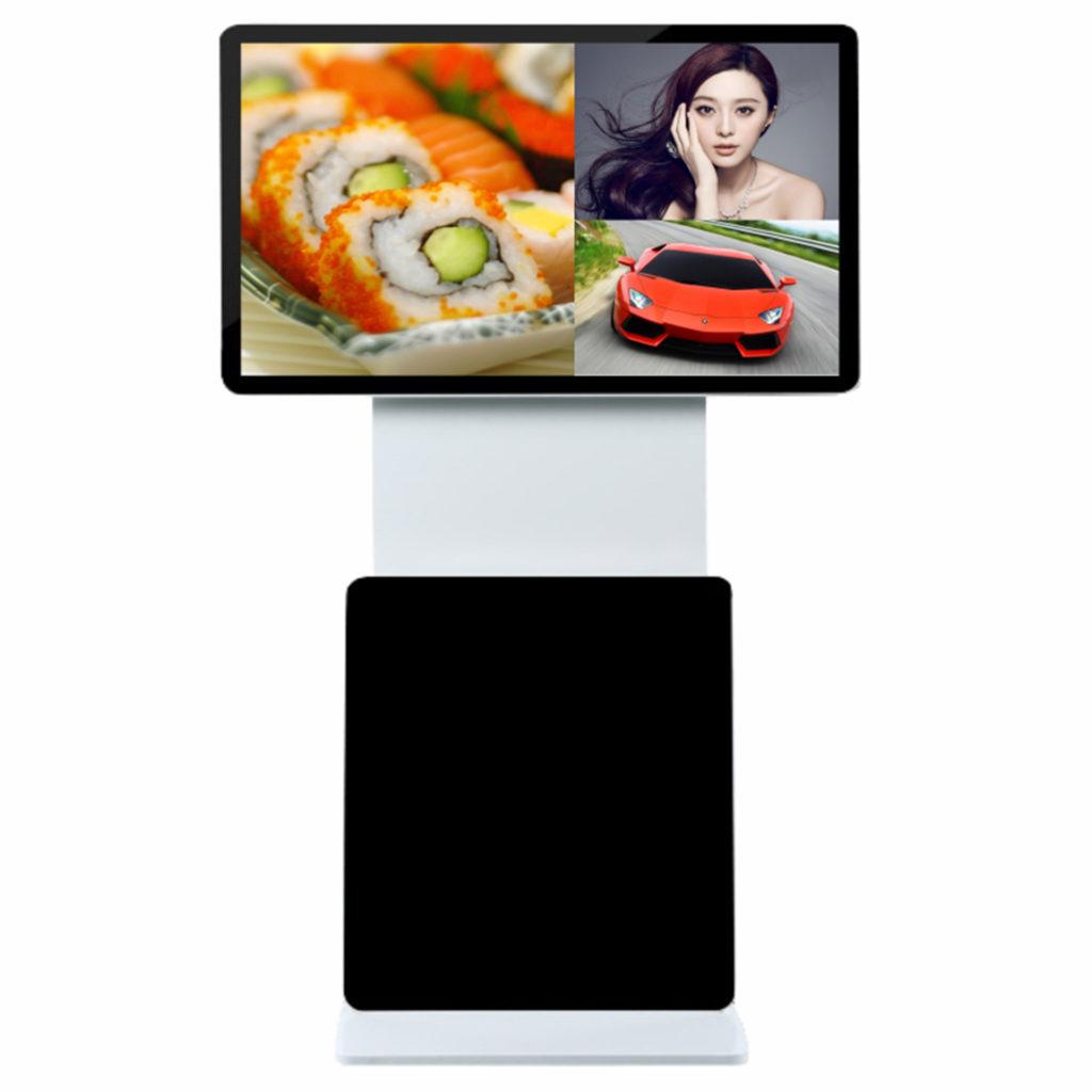 K-LCD Smart Poster Rotating Image 1