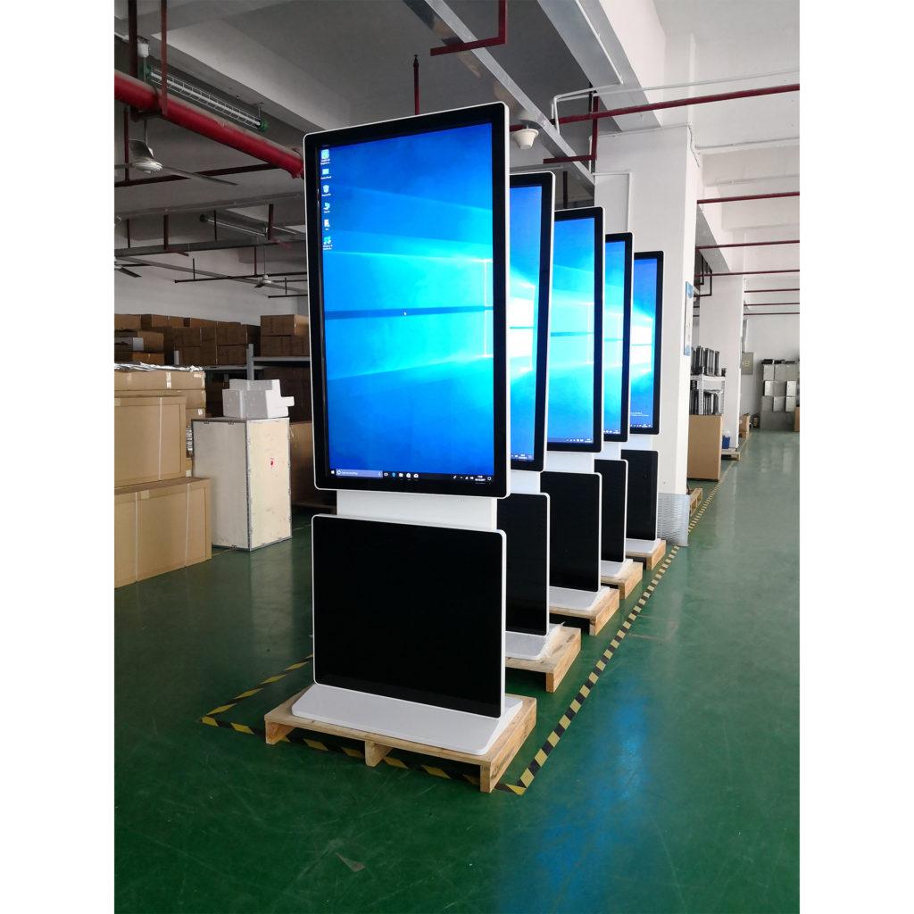 K-LCD Smart Poster Rotating Image 4
