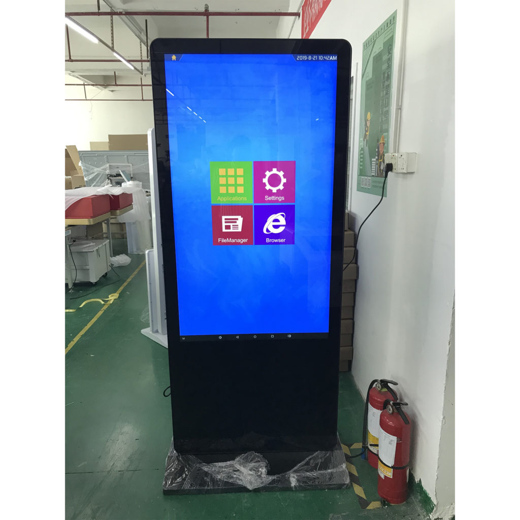 K-LCD Smart Poster Double-Sided Image 2