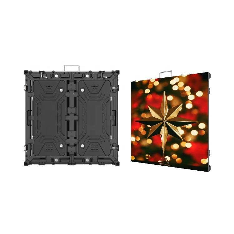 K-LED Outdoor Rental Cabinet Image 1