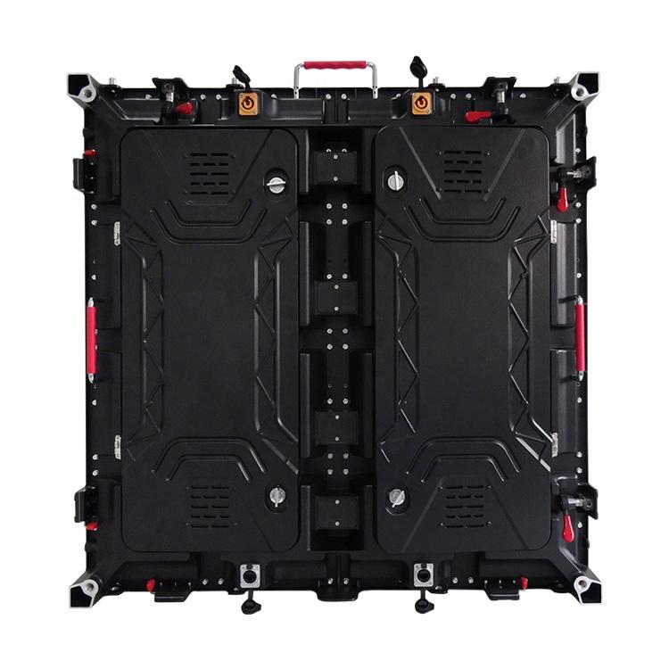 K-LED Outdoor Rental Cabinet Image 2