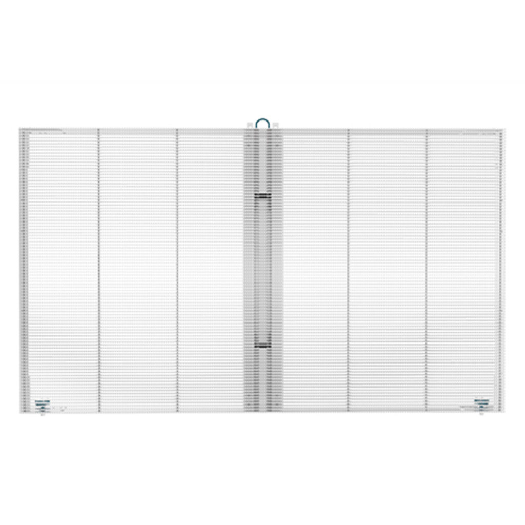 K-LED Transparent Fixed Cabinet 1