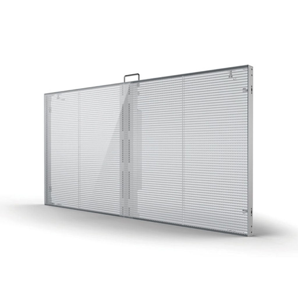K-LED Transparent Fixed Cabinet 2