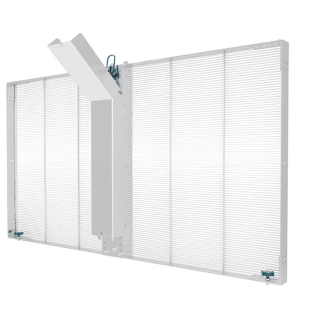 K-LED Transparent Fixed Cabinet 3